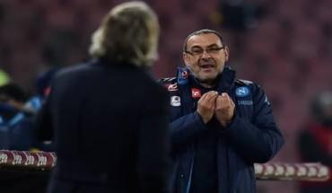 Napoli-Frosinone, 38-esima di Serie A Sarri, 'Bisogna superare l'ultimo ostacolo'