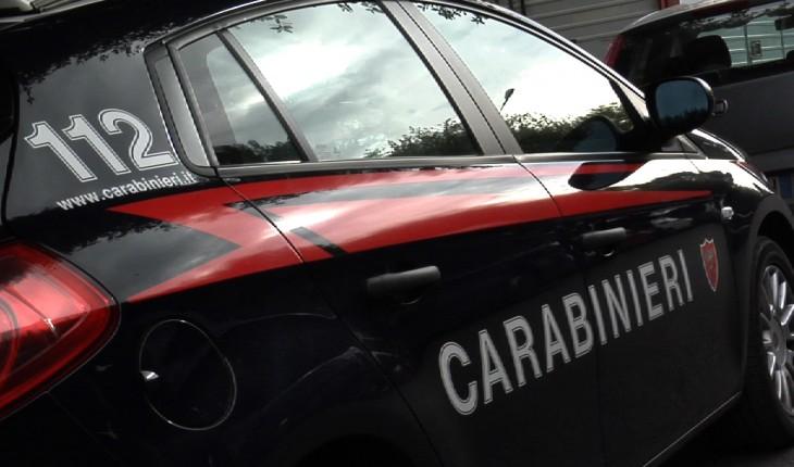 Anagni, stalker arrestato dai Carabinieri: continuava ad intimidire la ex moglie