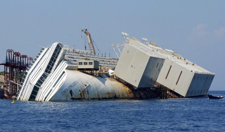 Cinque anni fa il disastro della Costa Concordia