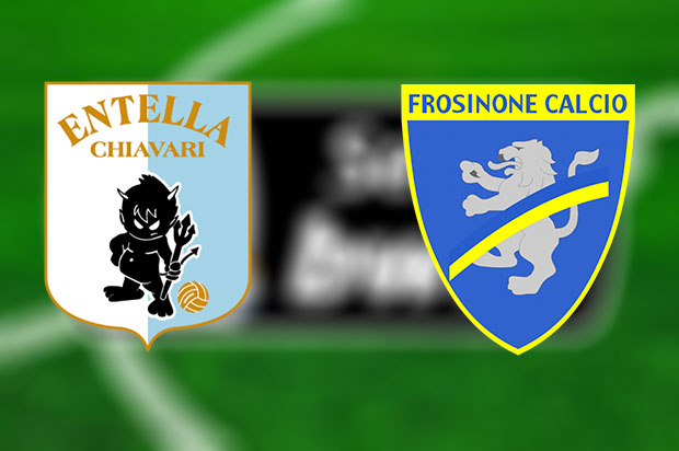 virtus entella frosinone
