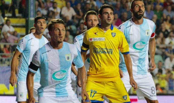 Serie B, Entella supera in rimonta Frosinone 2-1