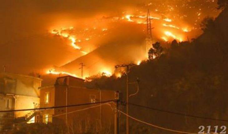 Incendi Genova: operaio indagato per rogo colposo
