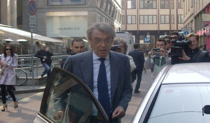 Inter, Moratti sta con Pioli: