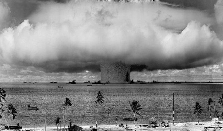 Pubblicati i video dei test nucleari americani dal 1945 al 1962
