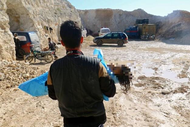 attacco in siria chimico